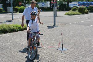 Fahrradtraining in den Sommerferien 2017