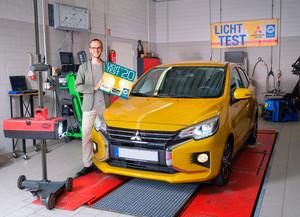 Licht-Test 2020 für Autofahrende